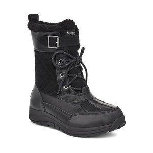Koolaburra® by UGG Imree Black Winter Boots